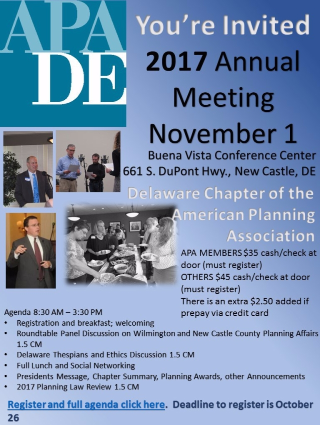 2017 annual meeting flyer
