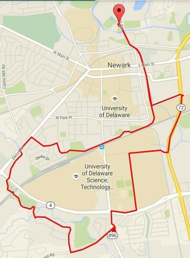 10+ mile loop